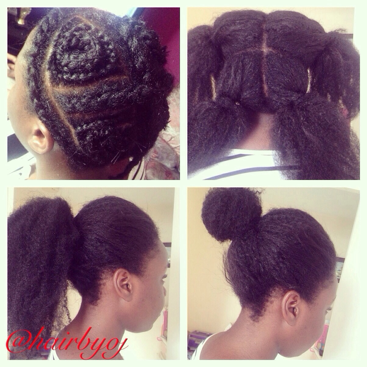 Crochet Hair Styles Vixen : Chest length vixen crochet braids with Marley hair ? hairbyoj