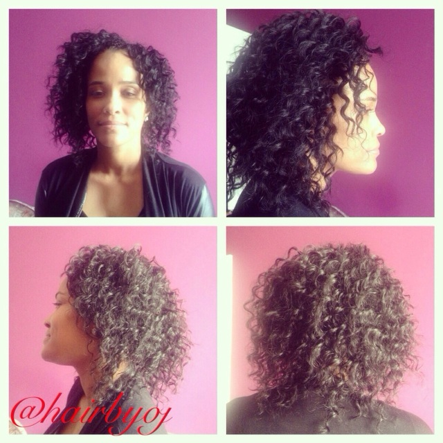 Crochet Braids Lengths : Chin length loose curl crochet braids ? hairbyoj