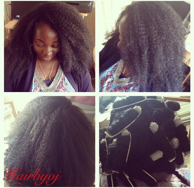 Crochet Braids Leave Out : Natural Looking Crochet Braids Leave Out