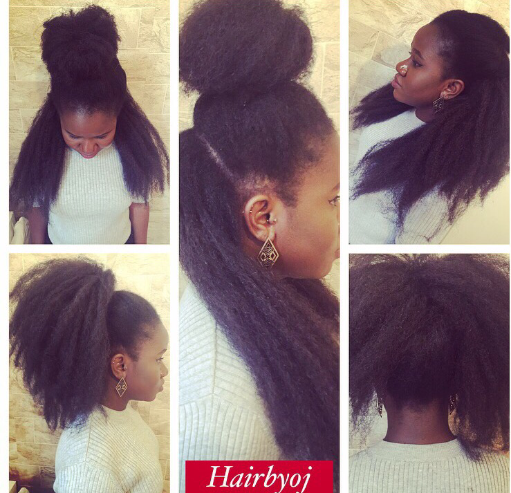 Crochet Hair Leave Out : ... length 3 way part vixen crochet braids with leave out ? hairbyoj
