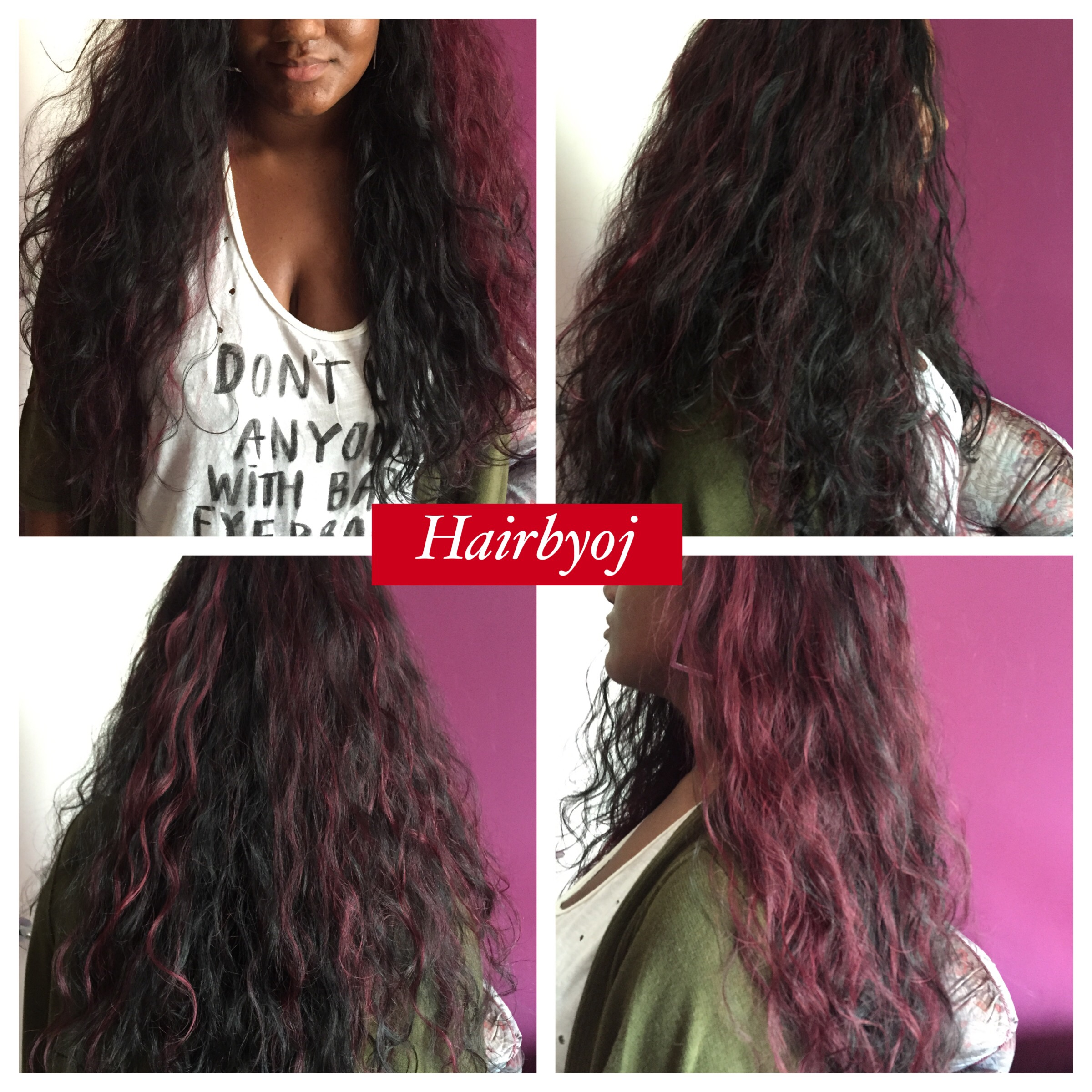 Crocheting Loose Hair : very loose hair takes a lot longer than curlier hair or marley hair ...