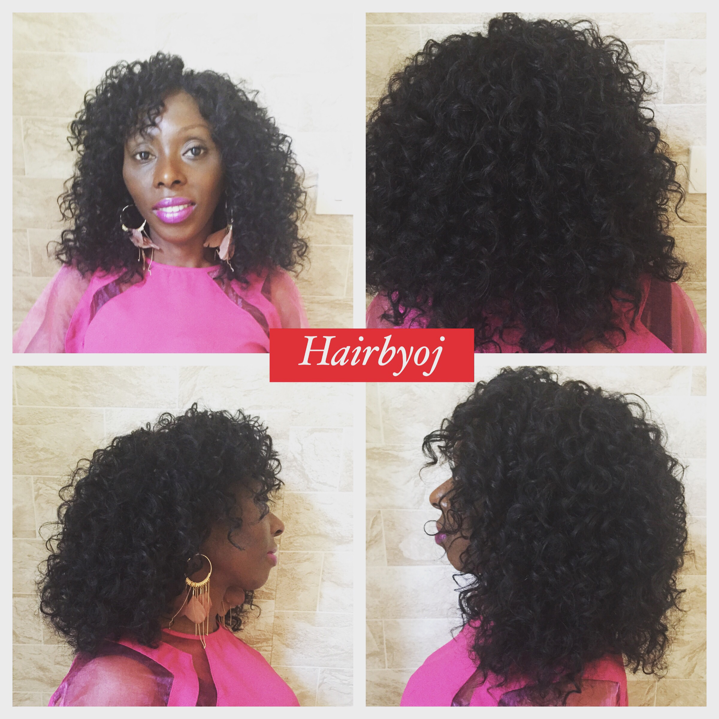 Crochet Braids On Twa : Having done crochet braids for the first time, this client didn?t ...