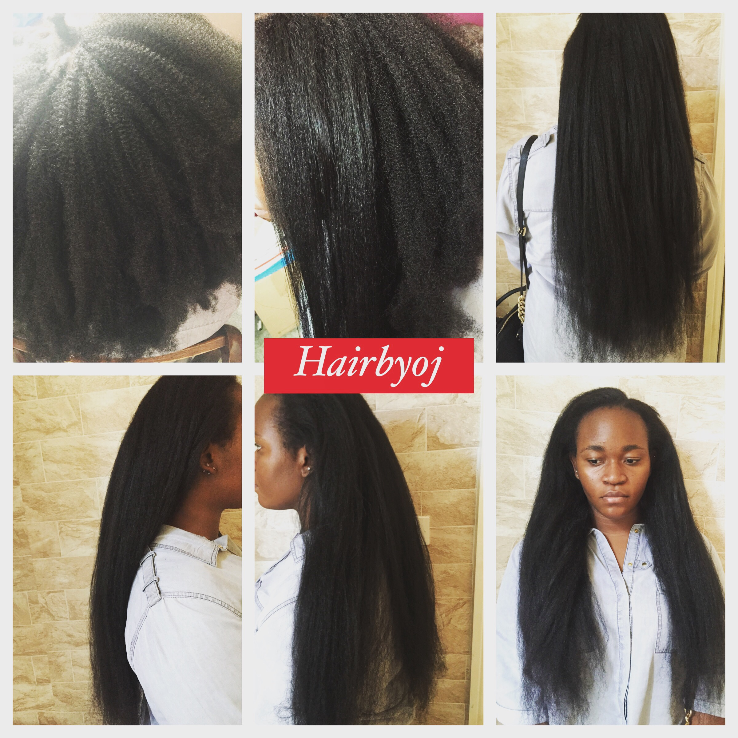 Crochet Hair Leave Out : hair look, it?s best to leave out a very minimal amount of hair ...