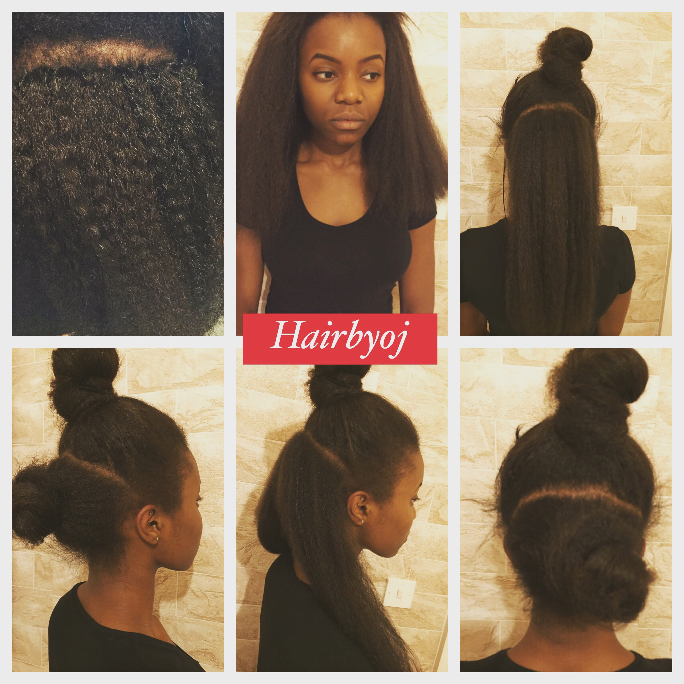 Crochet Marley Hair Vixen : ... part vixen crochet braids with Marley hair and leave out ? hairbyoj