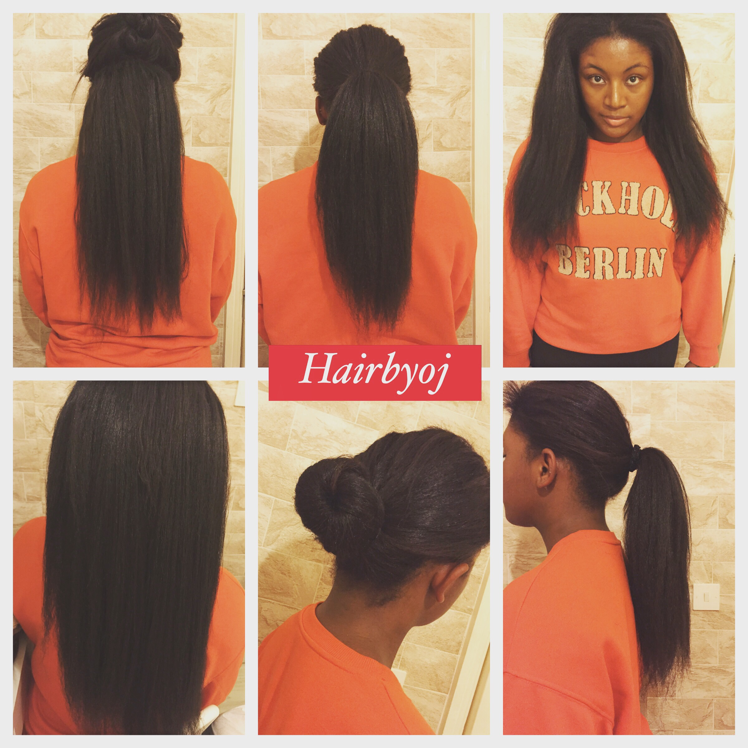 Crochet Marley Hair Vixen : ... length 4 way part vixen crochet braids with blowdried Marley hair