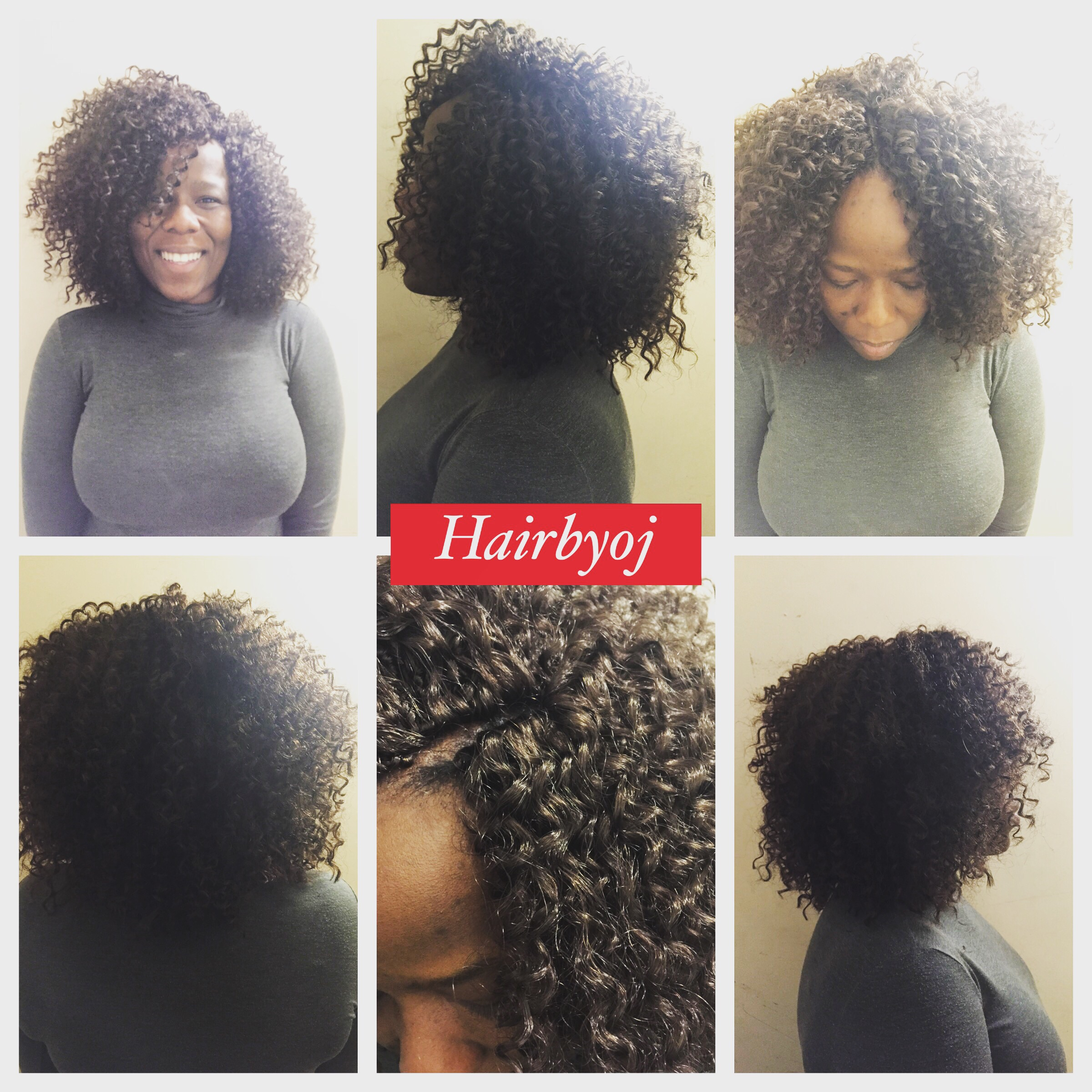 Crochet Hair Leave Out : Crochet Braids with Leave Out