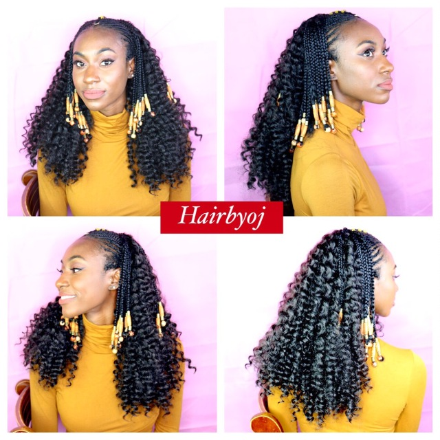 transition from relaxed to hair styles marley hair 171 hairbyoj 171 page 16 3273